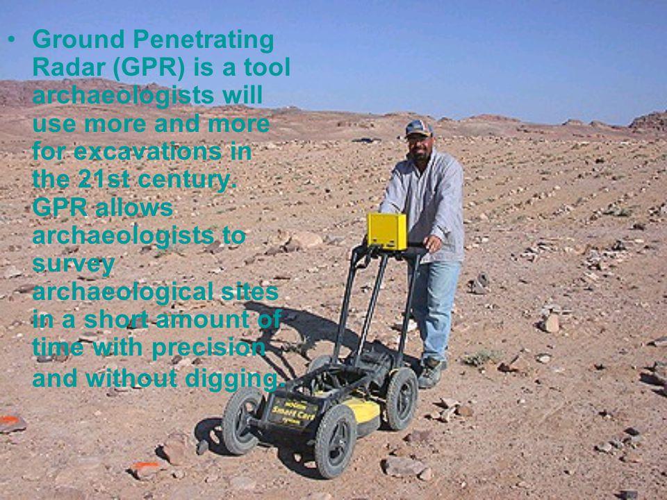 GPR Ground Penetrating Radar - ppt download