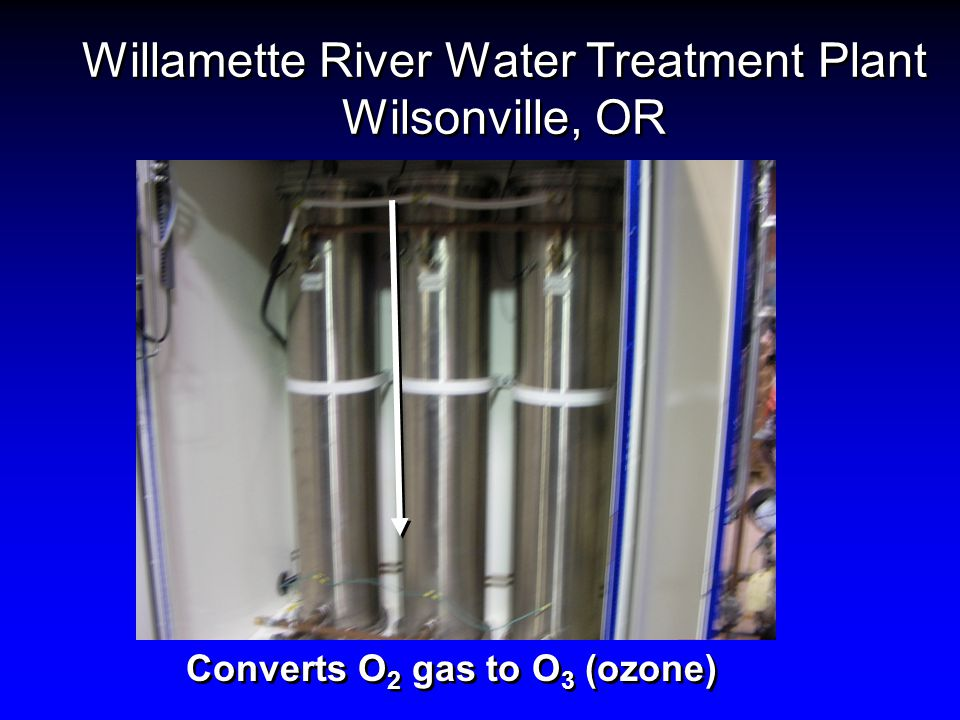 Willamette River Water Treatment Plant Wilsonville, OR