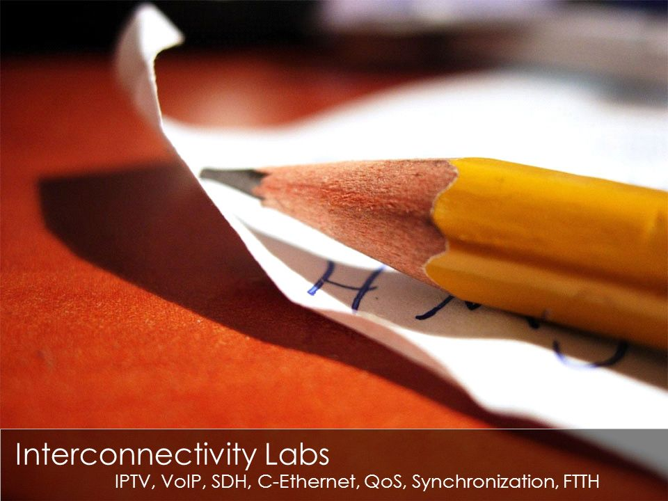 Interconnectivity Labs