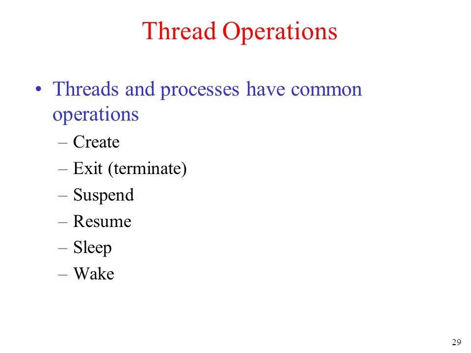 Introduction to Operating Systems - ppt download