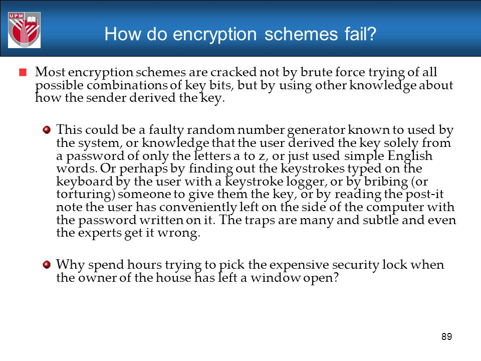 Week 2 Cryptography  - ppt download