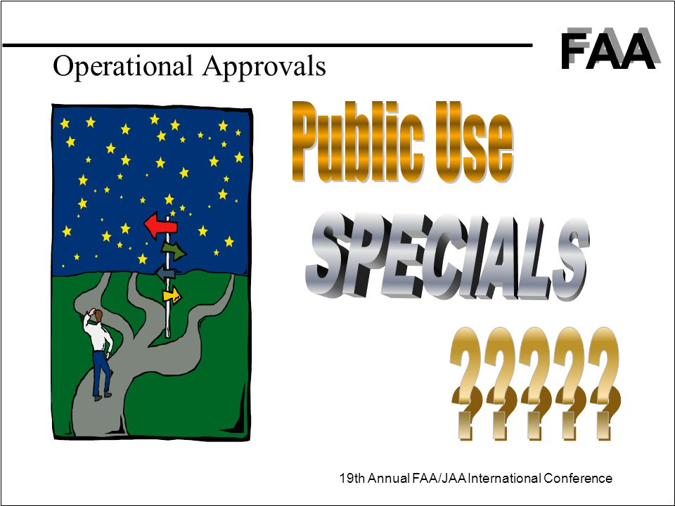 Operational Approvals