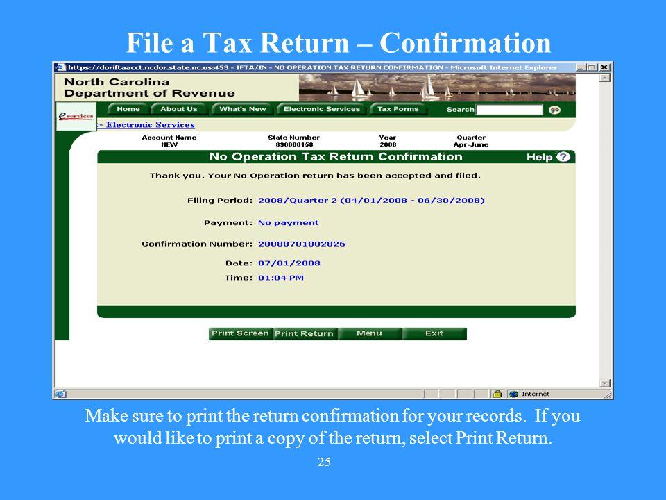 Motor Fuels IFTA/Intrastate E-File - ppt download