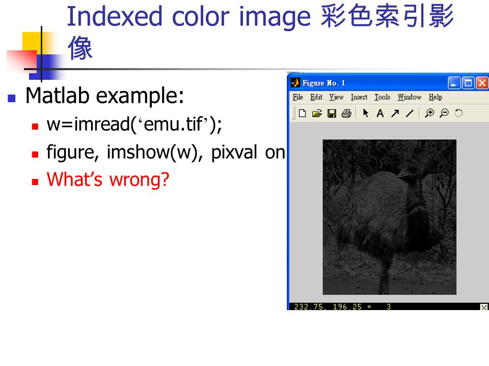 Images and MATLAB  - ppt video online download