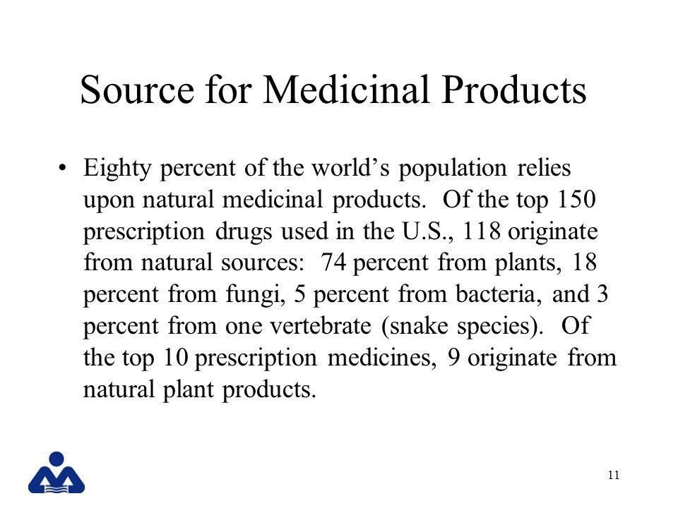 Source for Medicinal Products