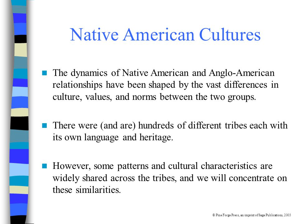 anglo american culture values