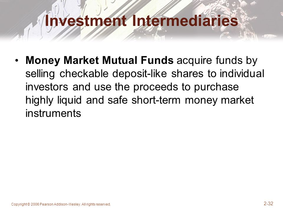 Investment Intermediaries
