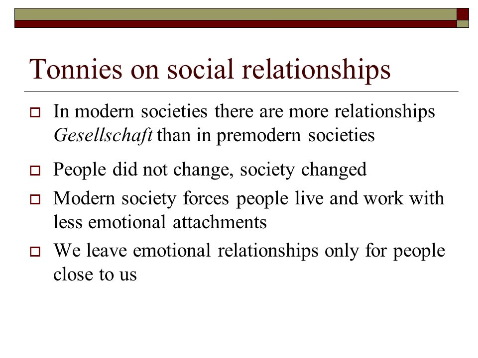 How Did Sociology Begin Ppt Download
