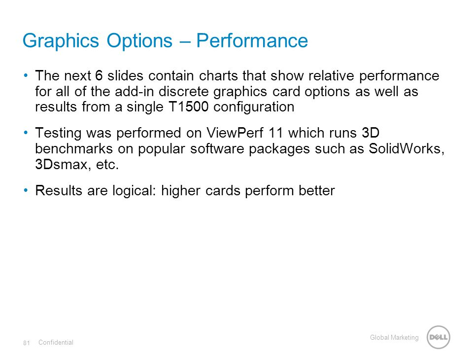 Dell Precision T1600 Sales Training - ppt download