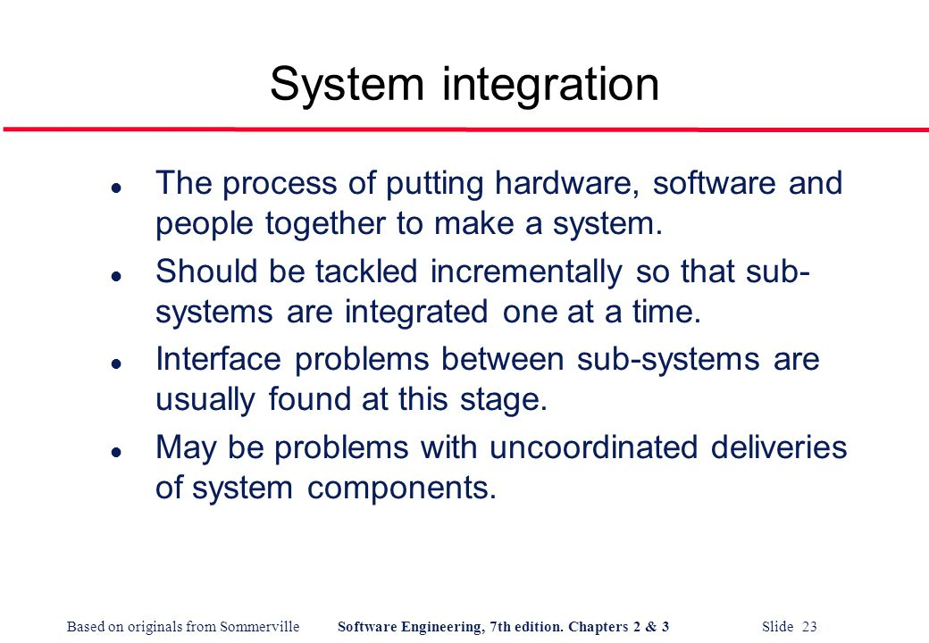 how to make a system software