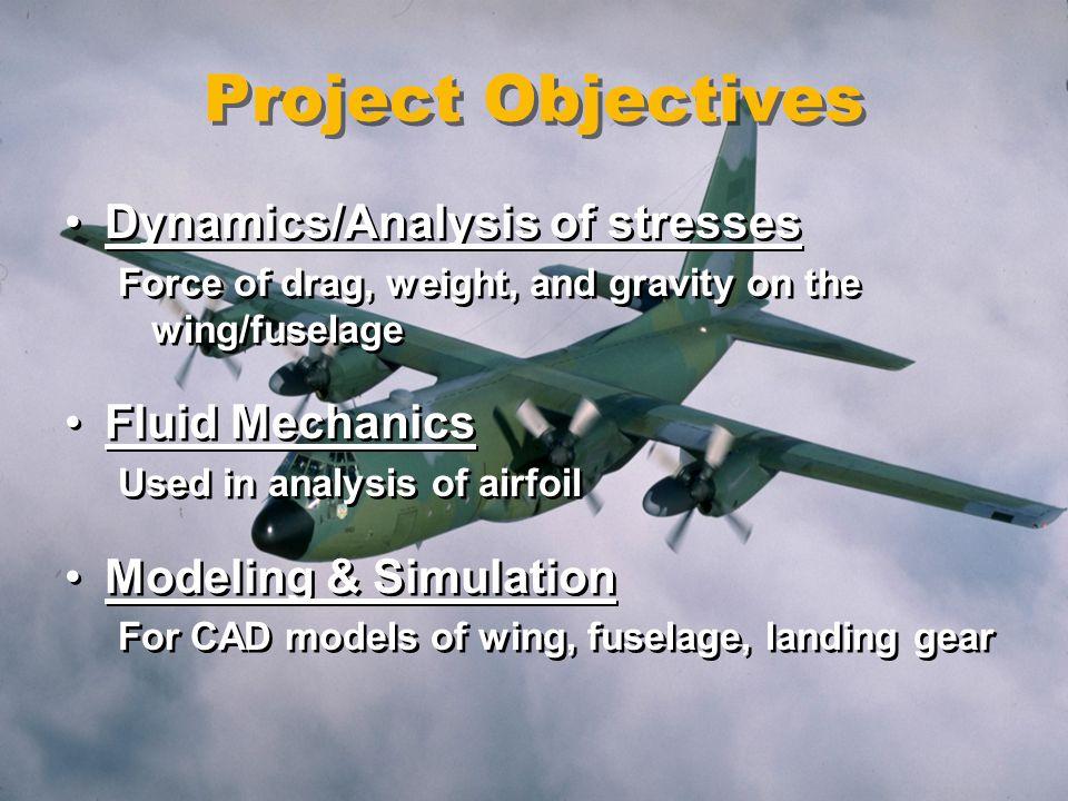 Heavy Lift Cargo Plane Progress Presentation - ppt video