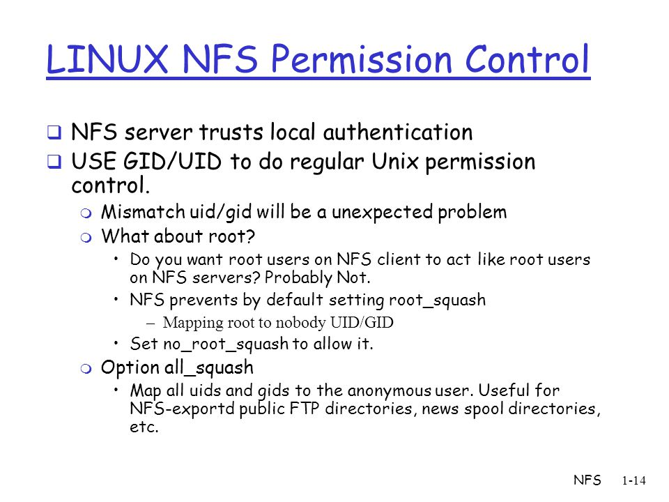 Sharing Unix File Systems - ppt video online download