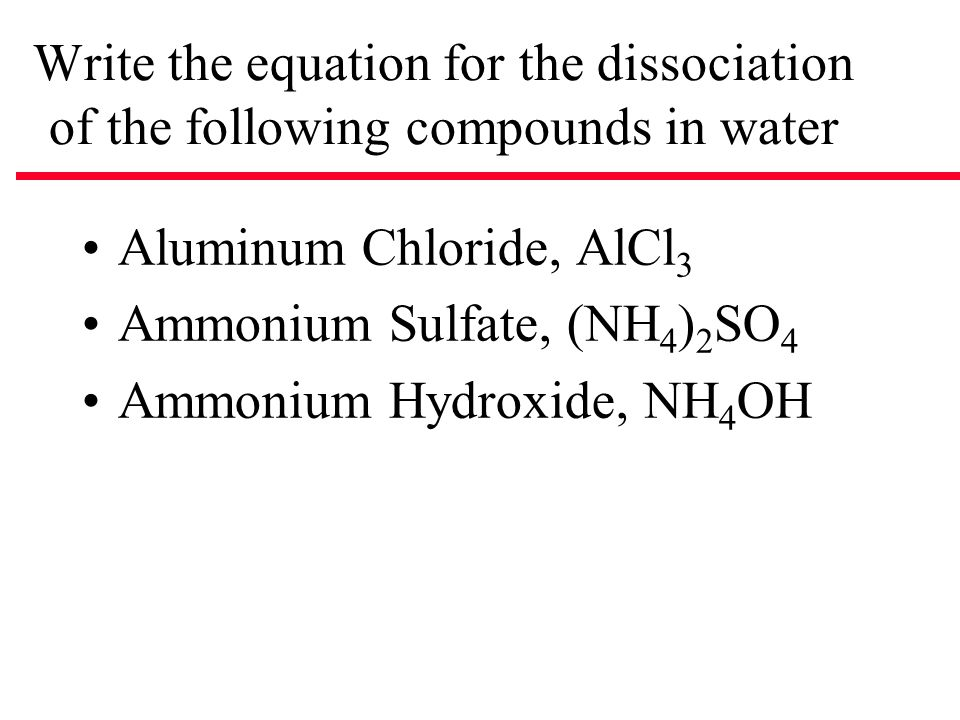 Chapter 4 The Major Classes Of Chemical Reactions Ppt Video
