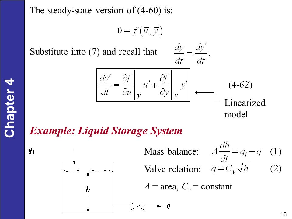 Example: Liquid Storage System