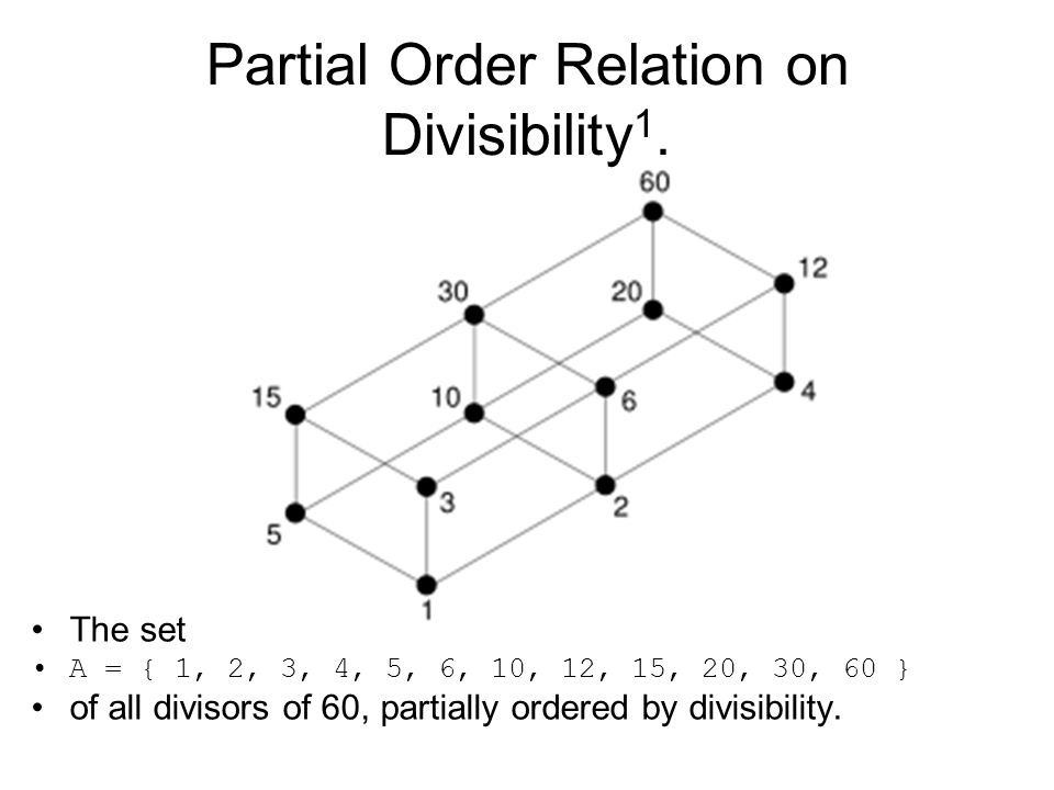Computing fundamentals 2 lecture 4 lattice theory ppt download 51 partial ccuart Choice Image