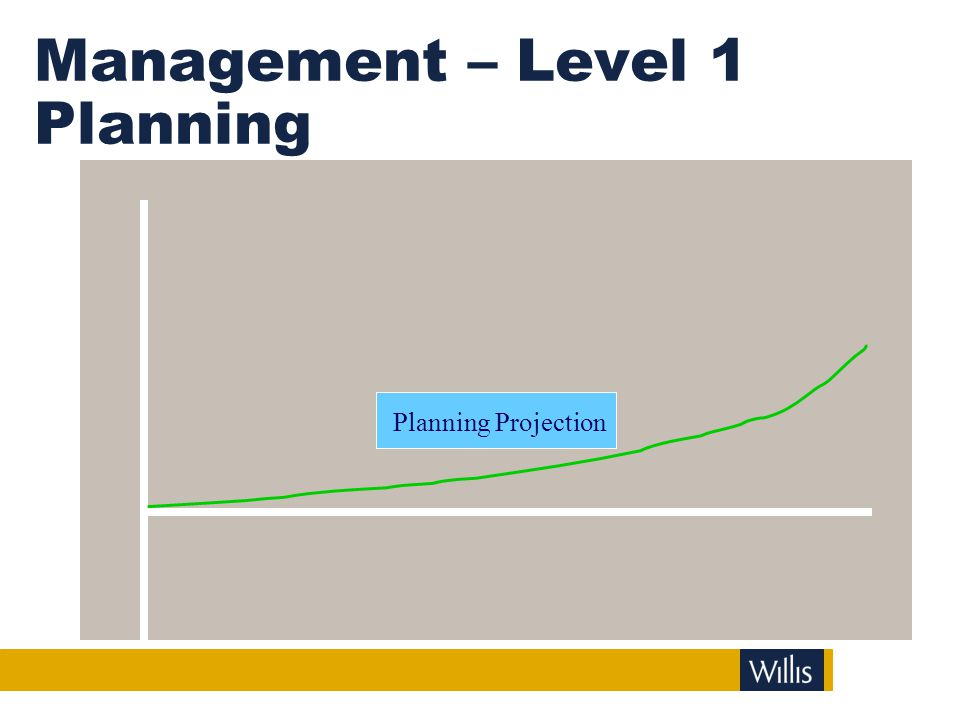 Management – Level 1 Planning