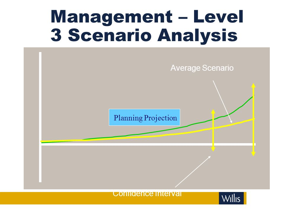 Management – Level 3 Scenario Analysis