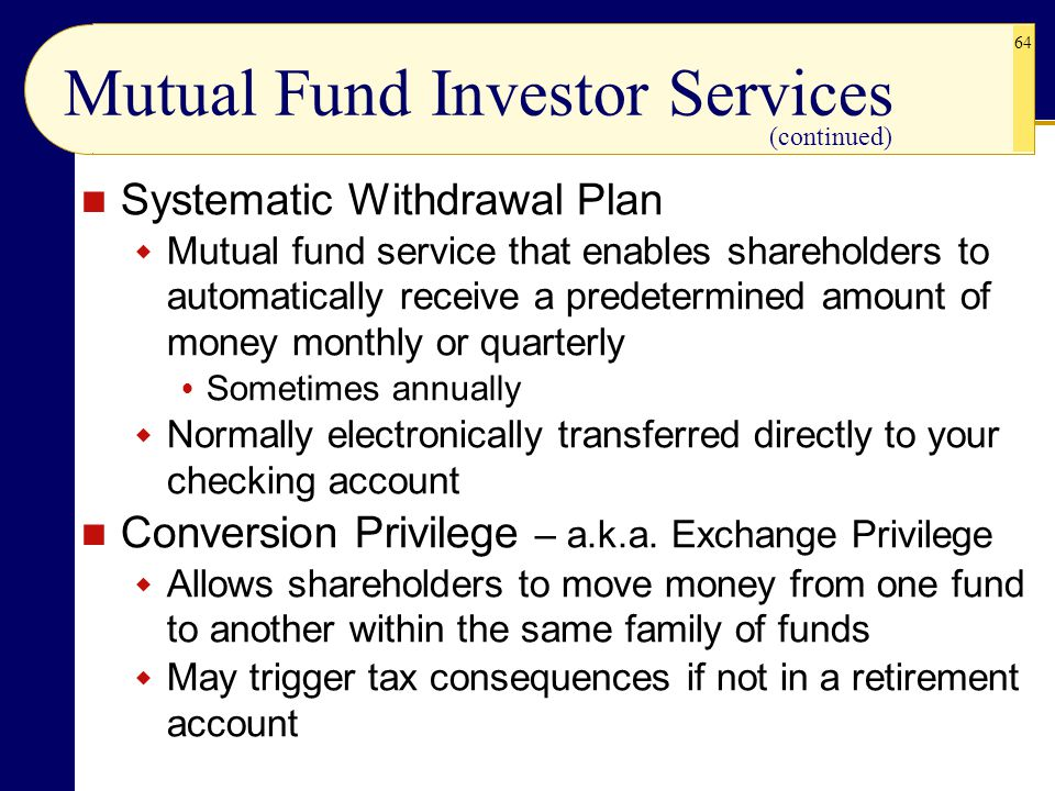 td how to close mutual fund account