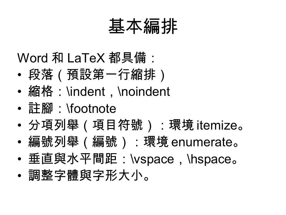 Latex itemize indent