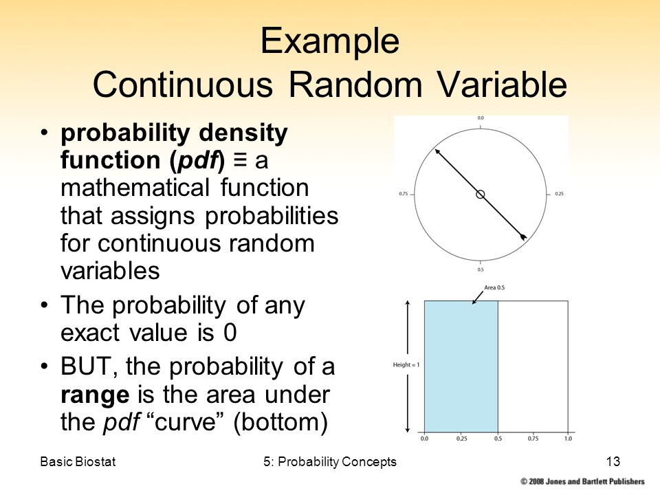 Chapter 5: Probability Concepts - ppt video online download