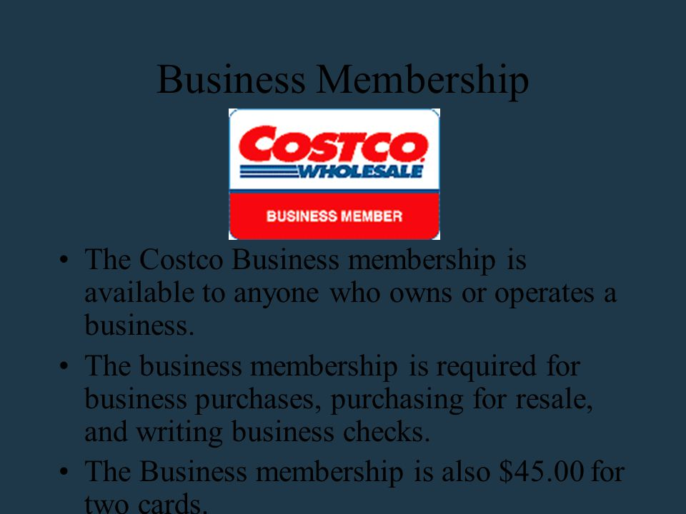 A different kind of warehouse store ppt download 5 business membership the costco reheart Image collections