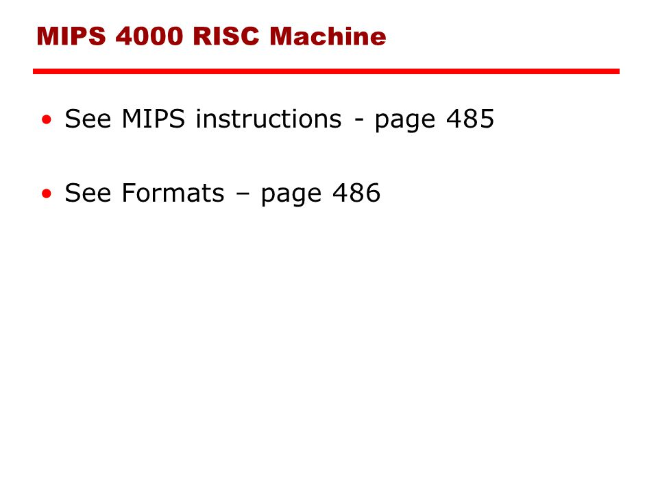 Chapter 13 Reduced Instruction Set Computers Risc Ppt Video