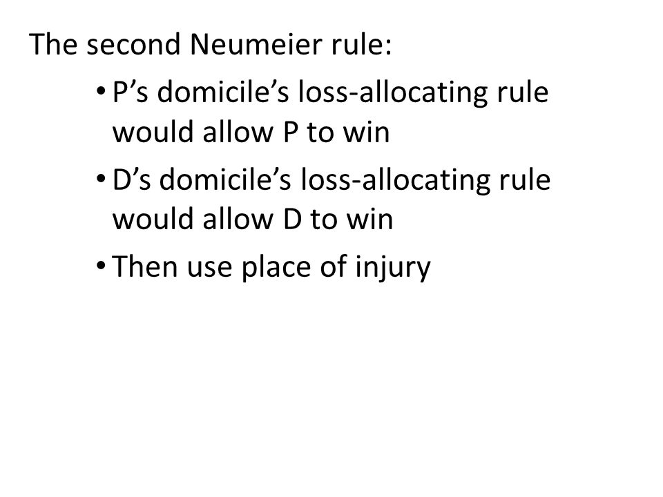 The second Neumeier rule: