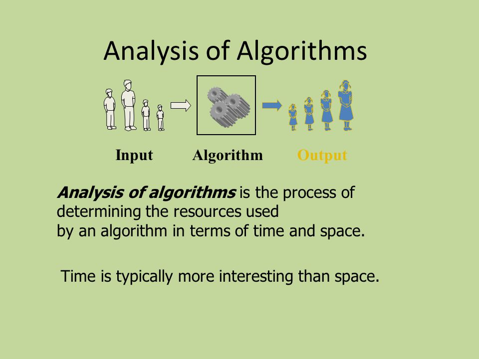 Analysis Of Algorithms Chapter 4 Ppt Video Online Download