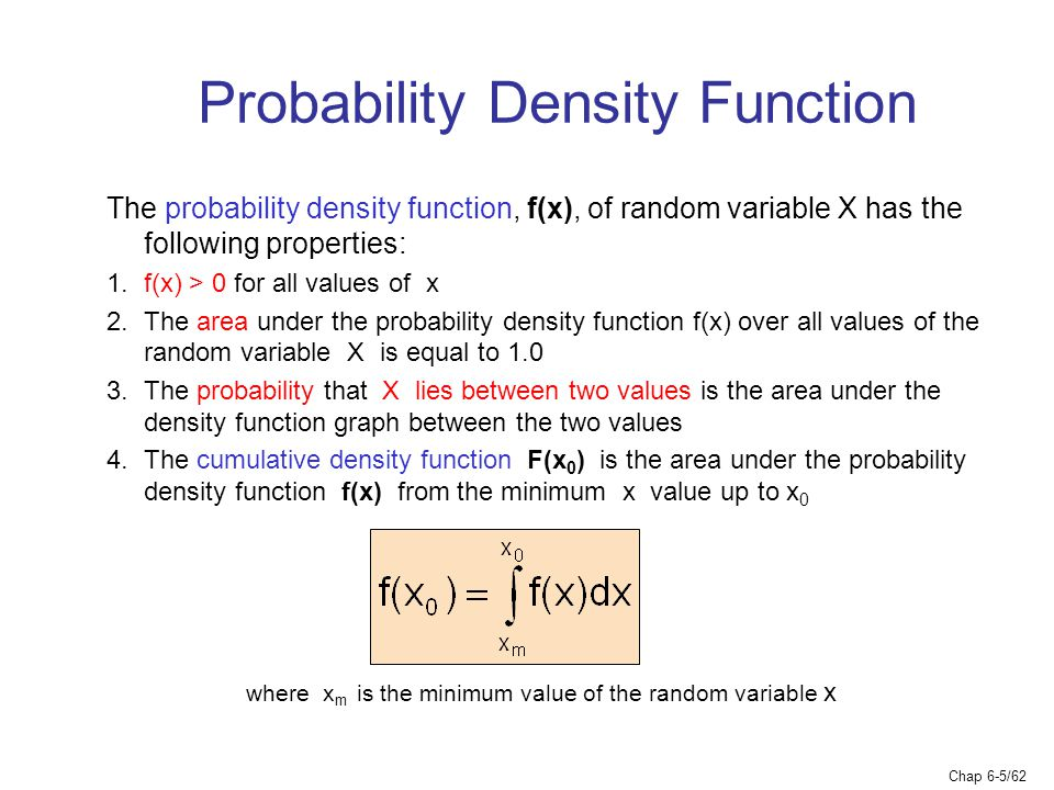 probability density function calculator