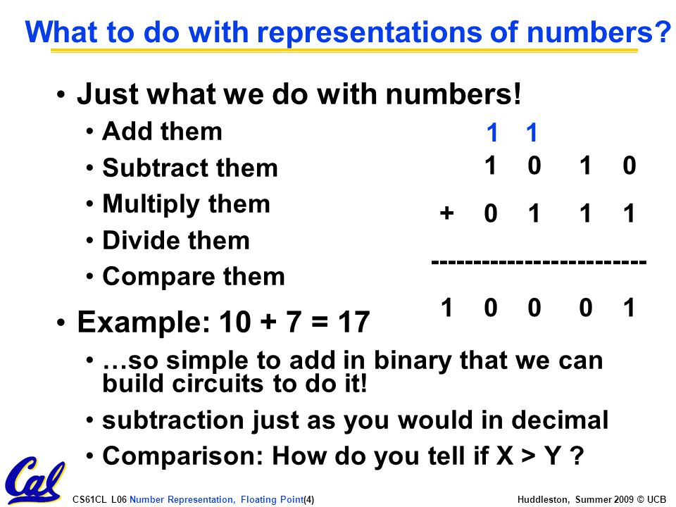 Inst eecs berkeley edu/~cs61c CS61CL : Machine Structures Lecture #6