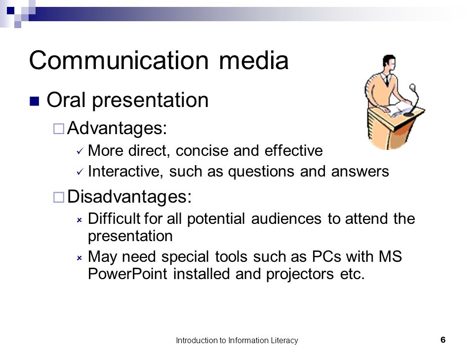 advantages of media and information literacy