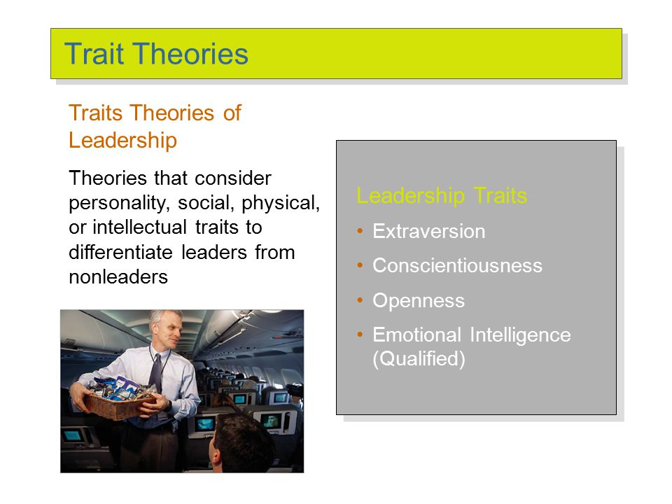 Trait Theories Limitations