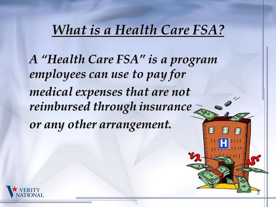 What is a Health Care FSA