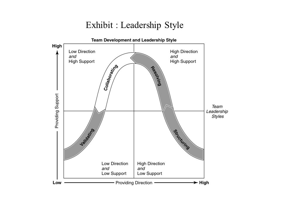Exhibit : Leadership Style