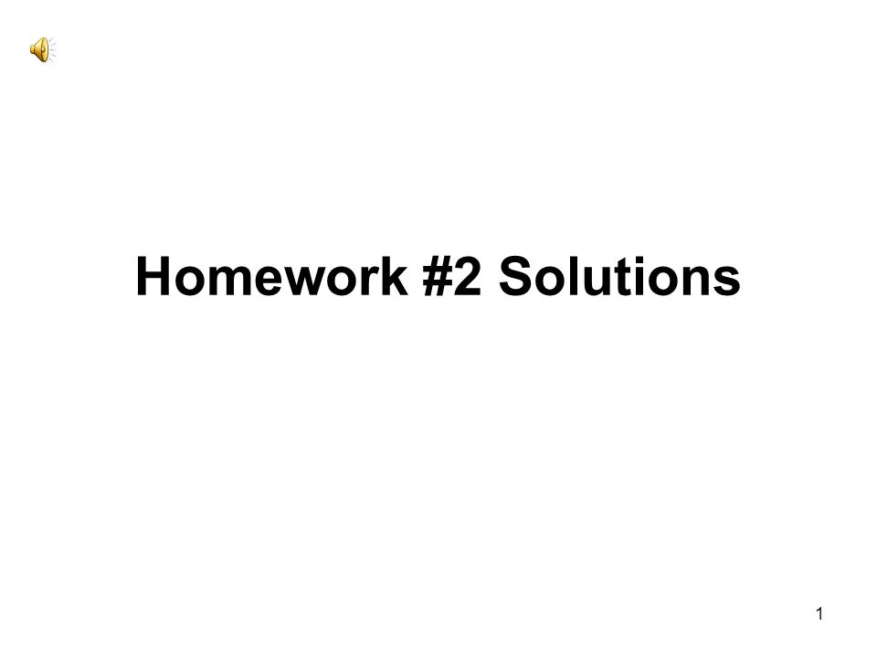 homework 01 with solution Solutions to homework assignment 1 36-462 january 2009 1 first, note that the derivative of the logistic map is 4r(1 − 2x) second, the stability criterion is that a cycle x.