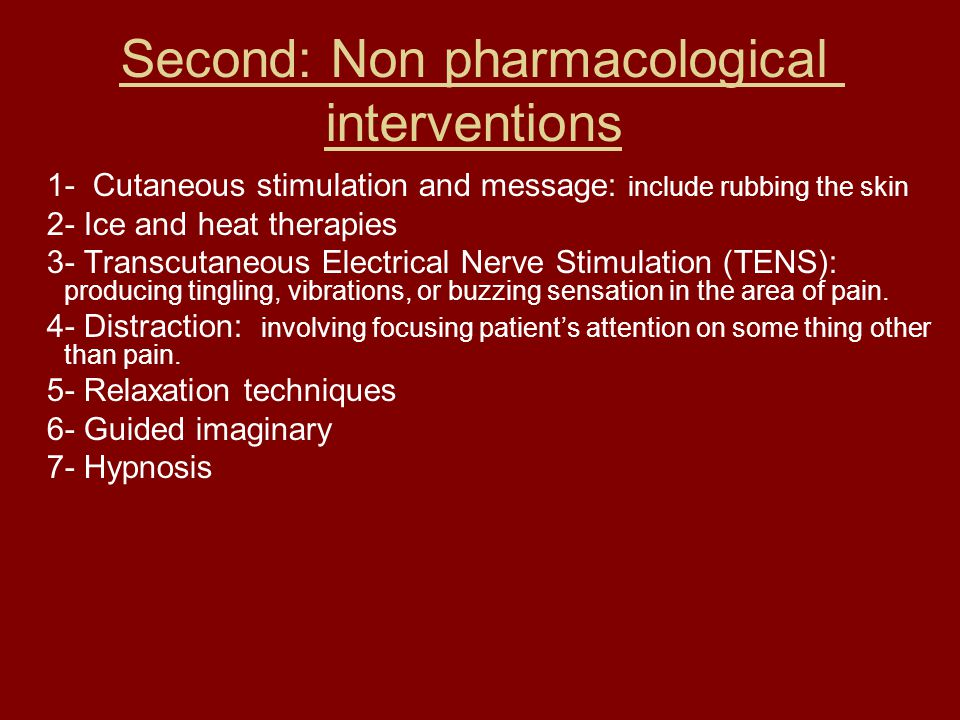Pain Management. - ppt download