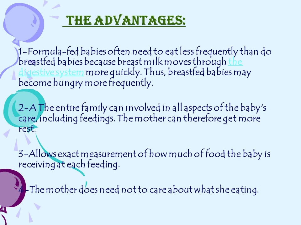 Formula Feeding By\Wafa Sharee Mareer ppt video online download