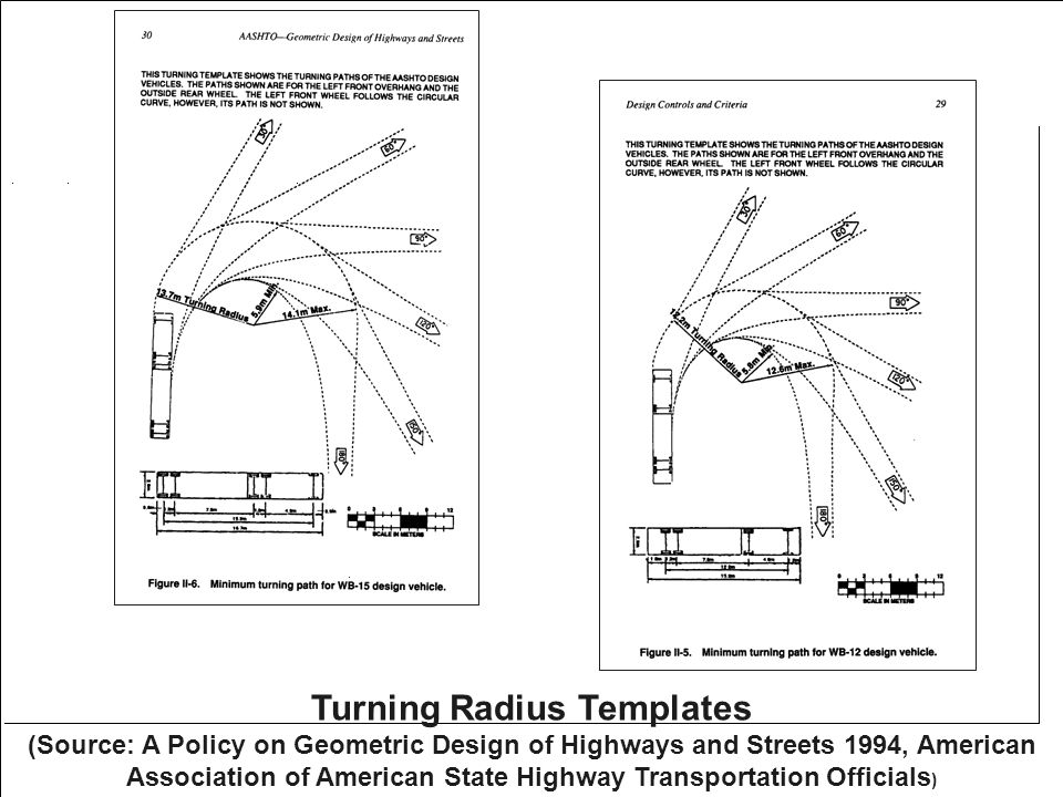 Truck Trailer Turning Radius Diagram Trusted Wiring Diagrams