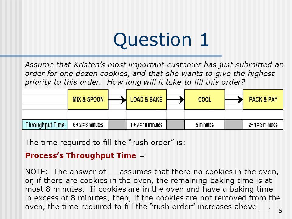 kristen s cookies ppt video online download rh slideplayer com Chocolate Process Flow Diagram