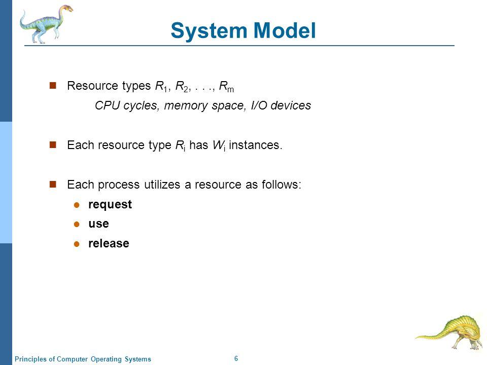 Lecture 14 Chapter 7: Deadlocks (cont) - ppt video online