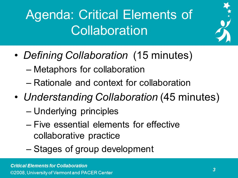 Defining Collaboration: Metaphors for Collaboration