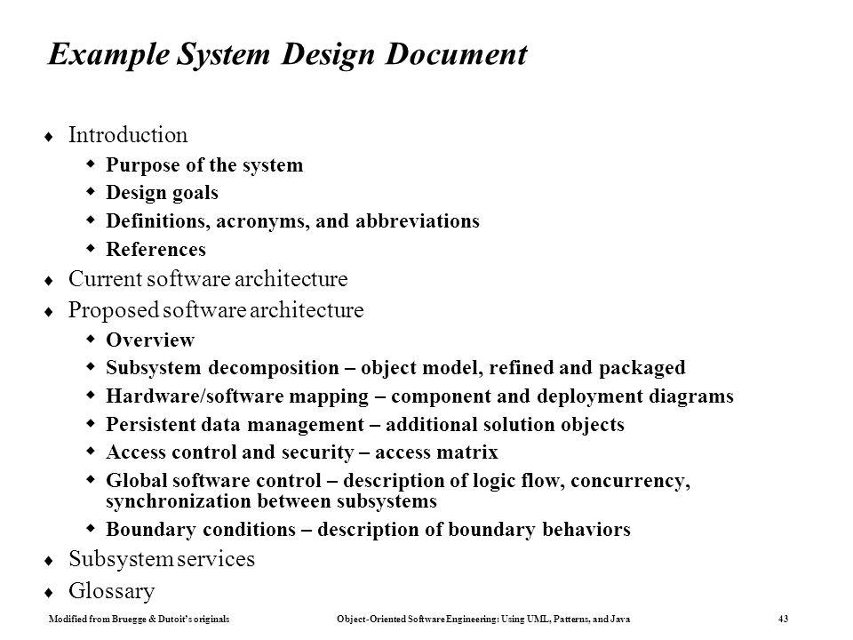 Addressing Design Goals Ppt Video Online Download