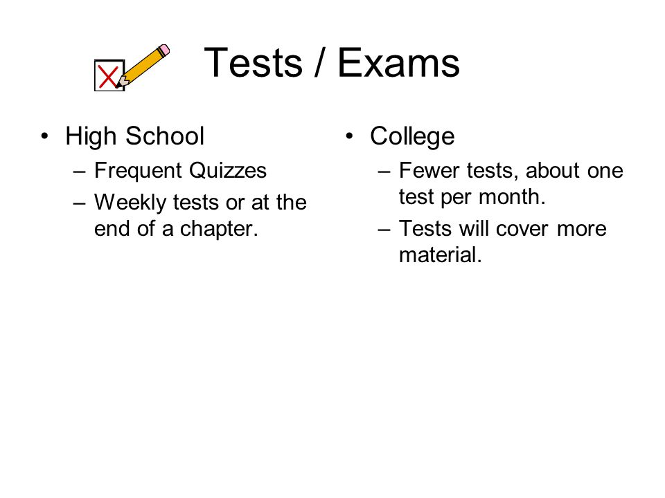 How High School Is Different From College Ppt Video Online Download