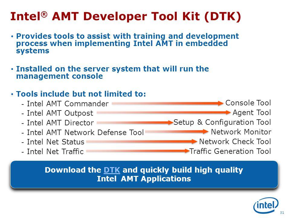 Intel System Defense Windows Vista 32-BIT
