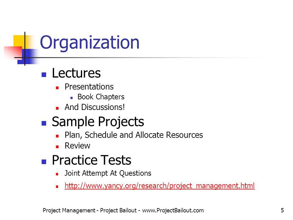 principles of project management pdf