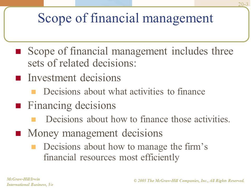 Financial Management In International Business Ppt Video Online Download
