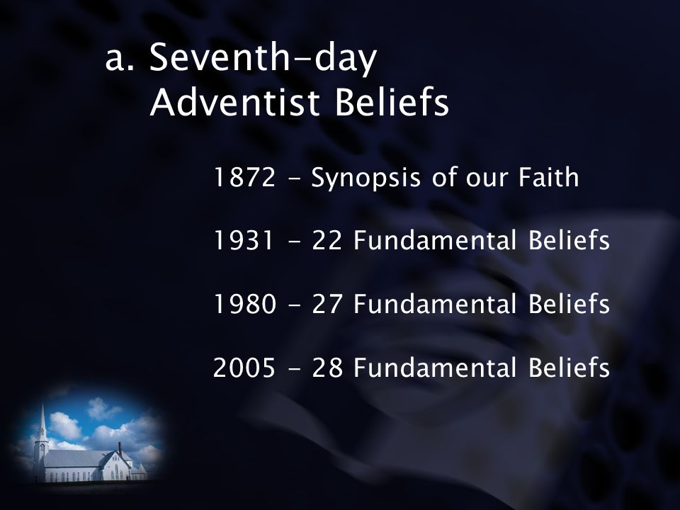 Adventist Heritage  - ppt video online download