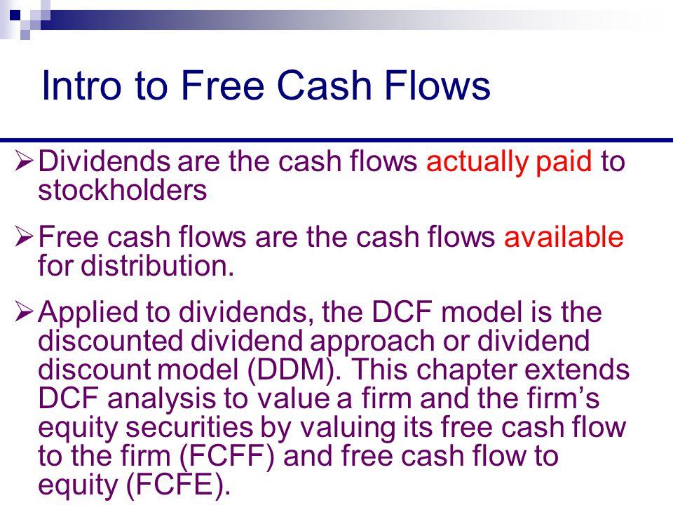 free cash flow definition