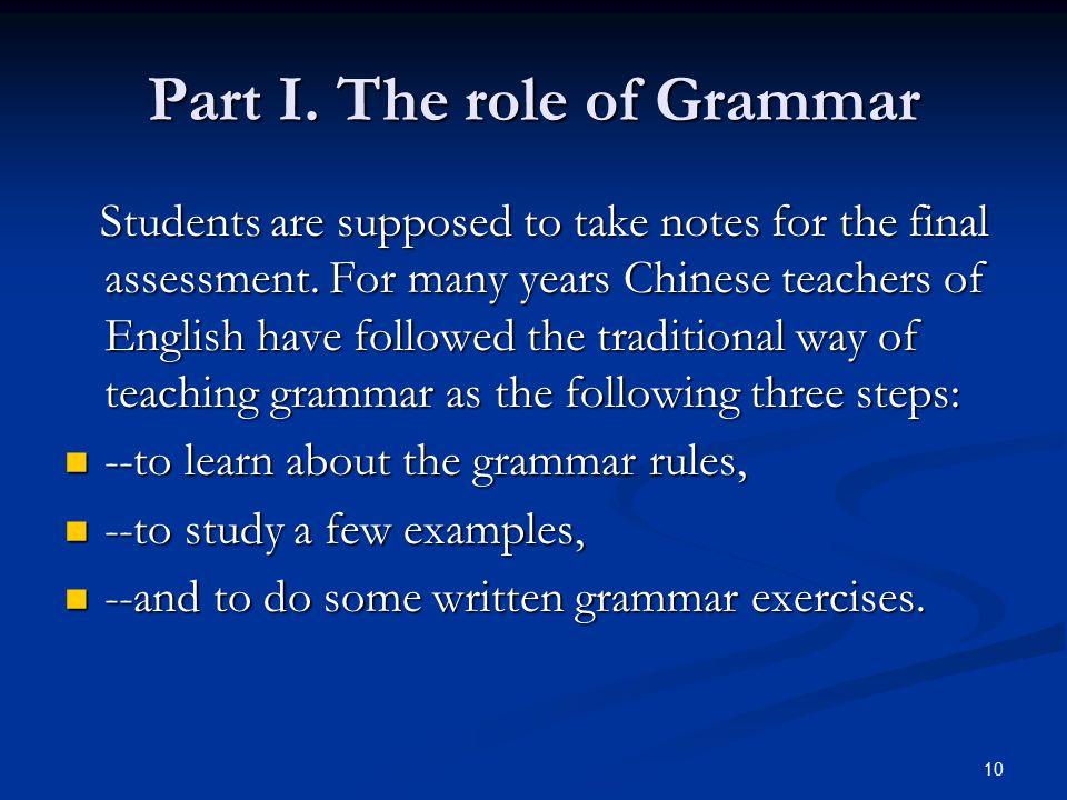 Methodology Unit 6 Teaching Grammar  - ppt download