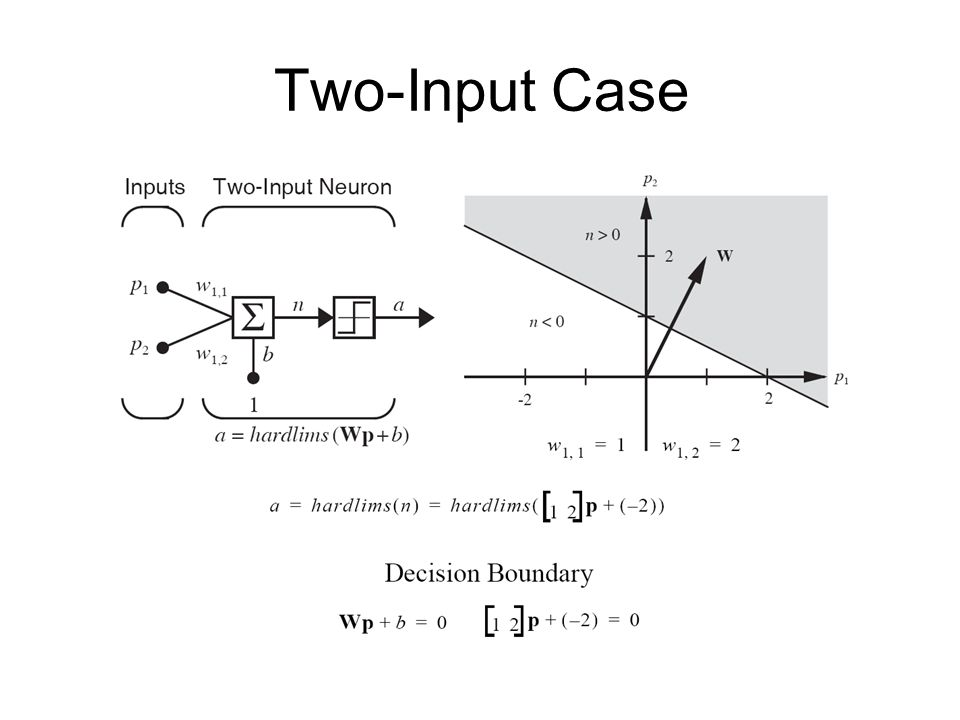 Two-Input Case